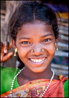 Girl from Orissa