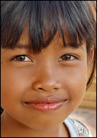 Girl from Phnom Penh